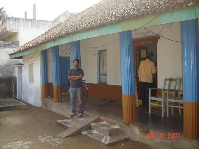 Chiranjeevi House At Mogaltur Amazing Ideas